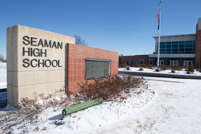 A student group's petition urging the Seaman Board of Education to change its name has garnered about 1,000 signatures in 24 hours. The district is named after Fred Seaman, a prominent figure in the district's beginnings and in Kansas rural education who was also found to have been a leader in the Topeka chapter of the Ku Klux Klan.