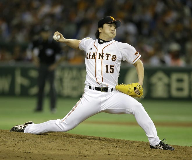 Right-handed reliever Hirokazu Sawamura has completed his trip from Japan and has started playing catch in spring training.