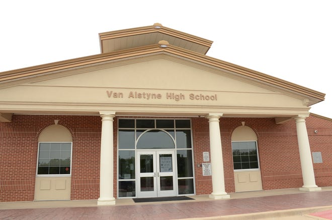 VAISD long-range plans call for the current high school to become a junior high after a new high school is built.
