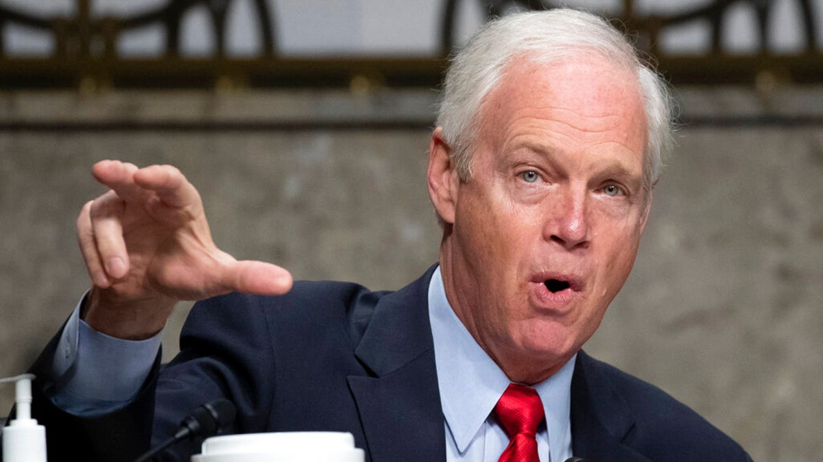 Wisconsin GOP senator downplays attack on US Capitol 2