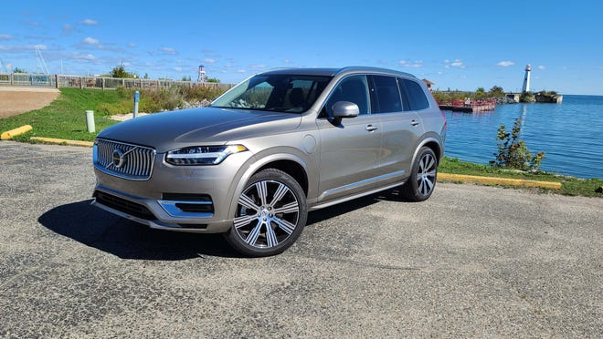 The 2020 Volvo XC90 SUV has been a huge sales success for a brand once known for its station wagons.