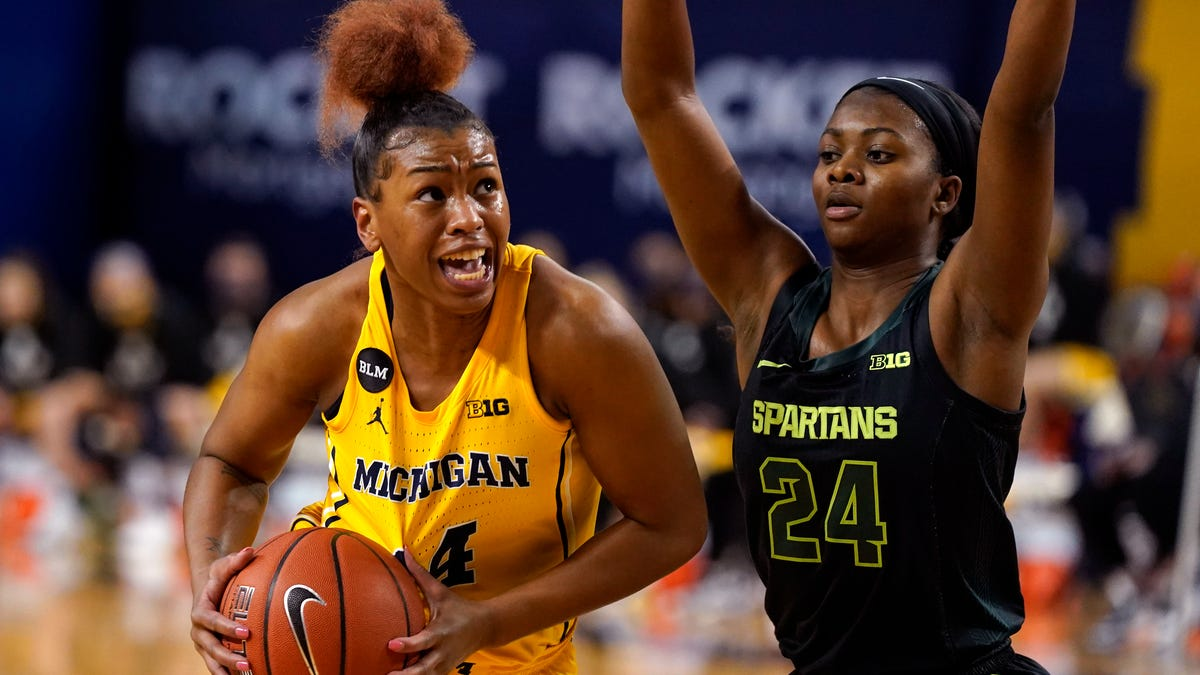 'It was a snub': Michigan women baffled by omission from NCAA's early top 16 2