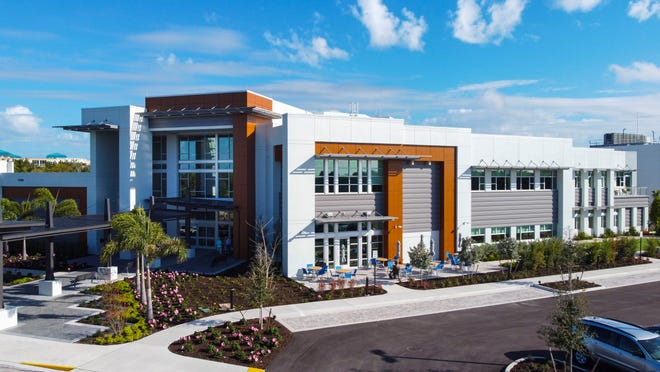 Tribby Arts Center opened last week at Shell Point Retirement Community.