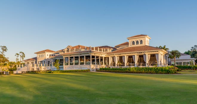 The 12-time Community of the Year, Mediterra offers an expansive Clubhouse where members gather for cocktails and conversation indoors or outdoors along the dedicated fire pit terrace that capitalizes on Audubon Silver Sanctuary golf course views.
