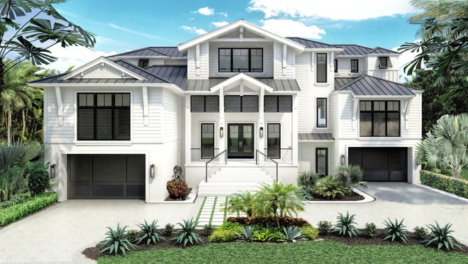 Seagate Development Group announced plans for the construction of its new furnished Beacon model at Hill Tide Estates, a 9.98-acre gated enclave located on the southern tip of Boca Grande.