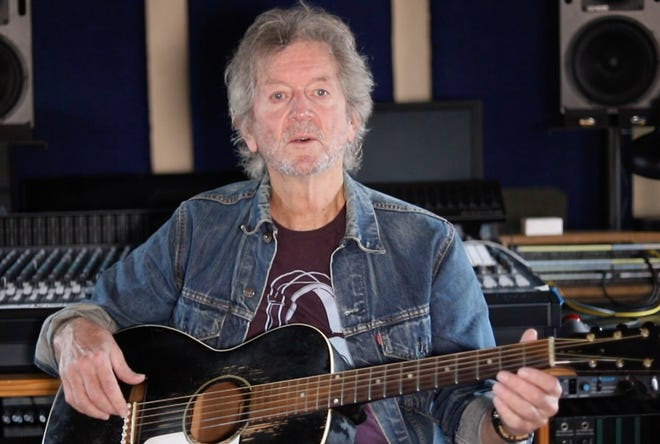 Rodney Crowell is featured in a performance from the Food for Love virtual concert that took place on Feb. 13, raising more than $700,000 for New Mexico organizations that feed the hungry.