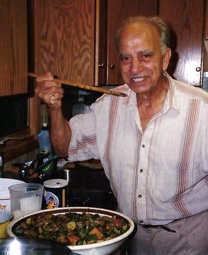 Salvatore Zagona Sr., patriarch of Caruso's restaurant in Tucson, died Feb. 7, 2021, at age 100.