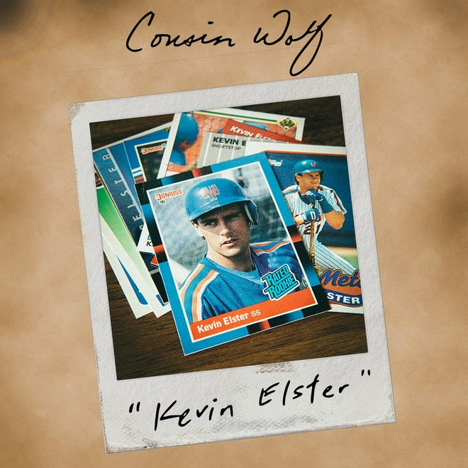 'Kevin Elster' is the first chapter of Cousin Wolf's album 'Nine Innings'.