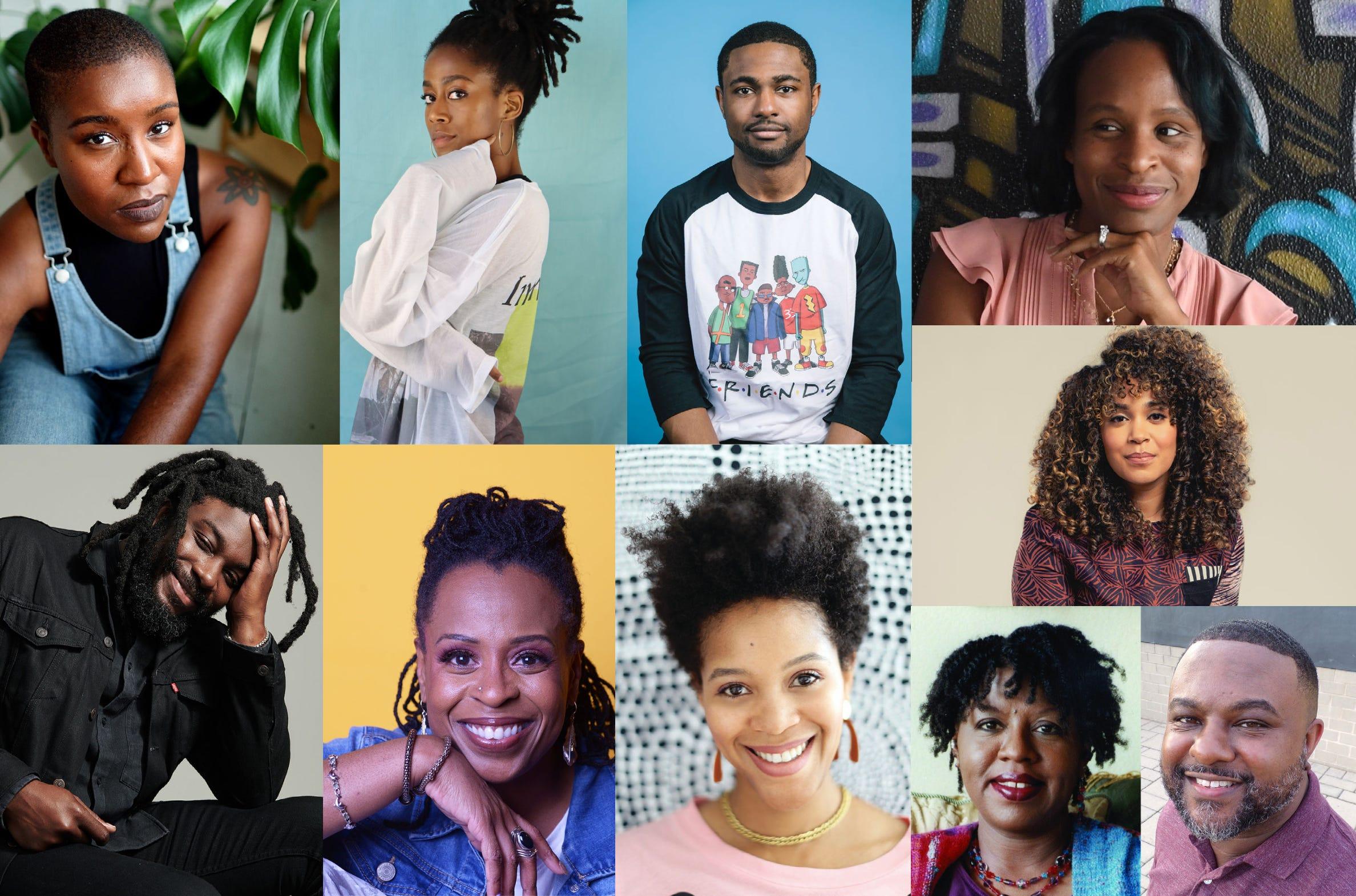 Black YA authors