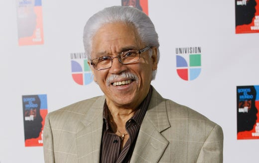 """Salsa idol <a href=""""https://www.usatoday.com/story/entertainment/music/2021/02/16/johnny-pacheco-salsa-icon-and-fania-records-co-founder-dies-85/6761344002/"""">Johnny Pacheco</a>, who was a co-founder of Fania Records, Eddie Palmieri&rsquo;s bandmate and backer of music stars such as Rub&eacute;n Blad&eacute;s, Willie Col&oacute;n and&nbsp;<a href=""""https://www.usatoday.com/in-depth/life/women-of-the-century/2020/08/13/entertainment-woman-actress-singer-history-comedian-jazz/5473744002/"""" rel=""""noopener"""" target=""""_blank"""">Celia Cruz</a>, died Feb. 15. He was 85."""