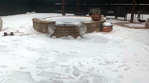 As ice from winter storm thaws, southern pool owners wait to learn extent of damage