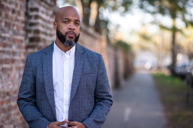 MSNBC correspondent Trymaine Lee starts his day like many Americans: He wakes up and reads the newspaper. But what he does after that is more unique.