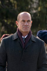 "Christopher Meloni reprises his role of Detective Elliot Stabler for ""Law & Order: Organized Crime."""