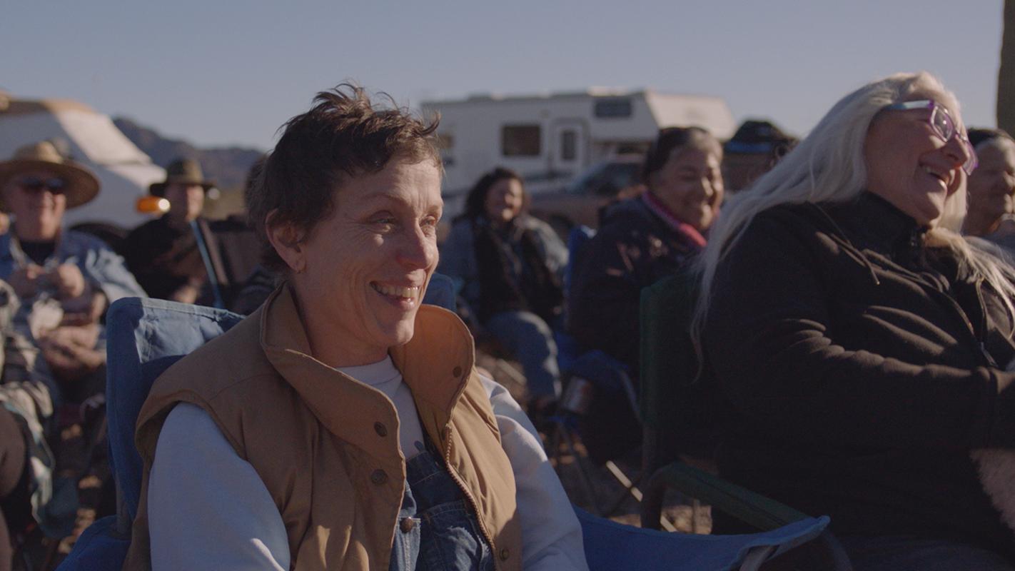 'That's my job, Bob!': Frances McDormand says her 'Nomadland' co-stars had no idea she's an actress - USA TODAY