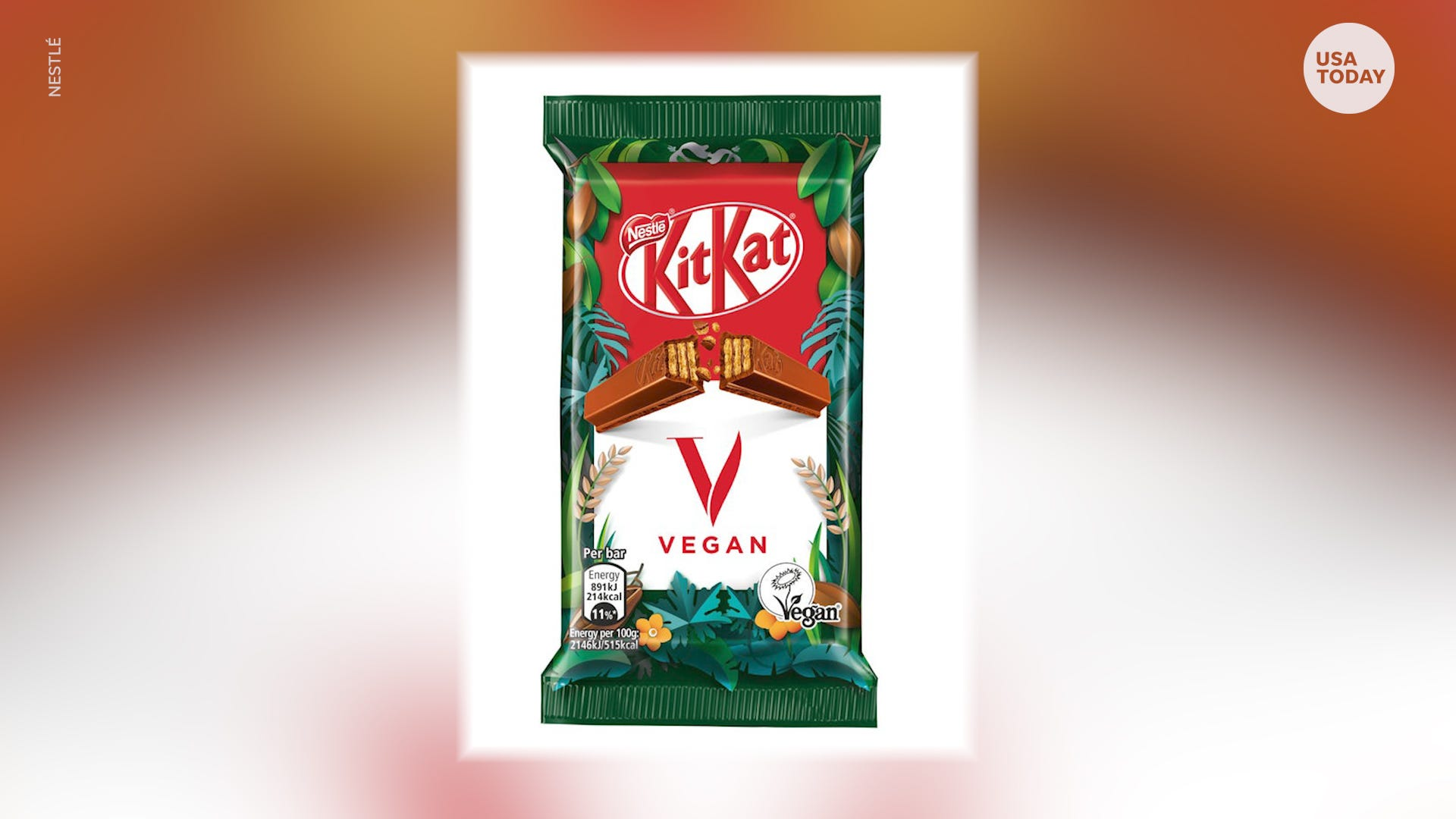 Nestlé to rollout vegan KitKat bar, plus other cool flavors you can find around the world