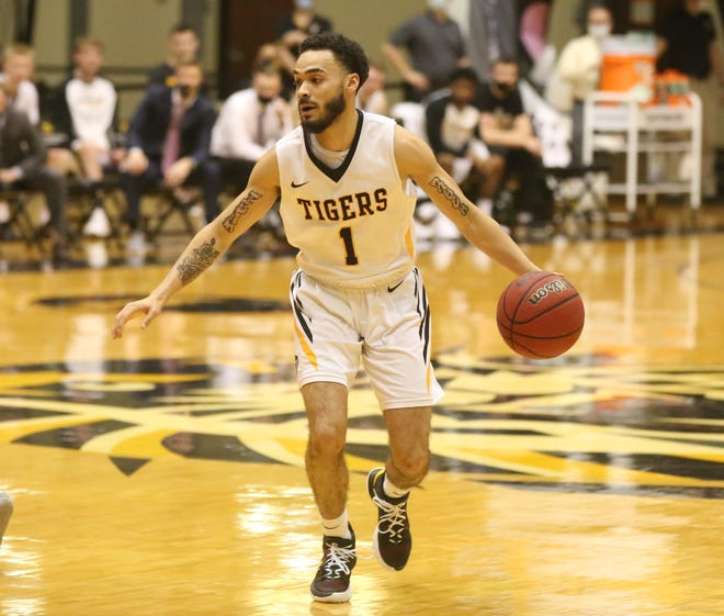 Quinten Rock and the Fort Hays State men's basketball team will play host to Lincoln at 7:30 p.m. Thursday at Gross Memorial Coliseum.