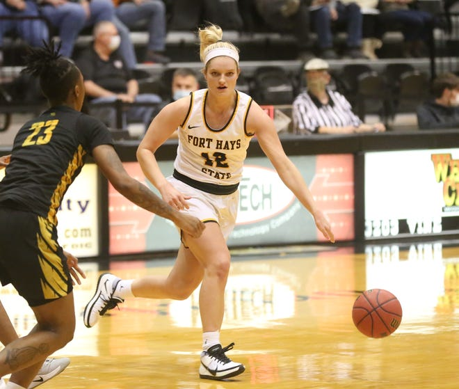 Fort Hays State's Madison Mittie will be recognized for senior night on Thursday before the game against Lincoln.