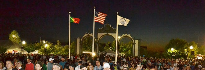 2019 Fall River Day of Portugal celebration.