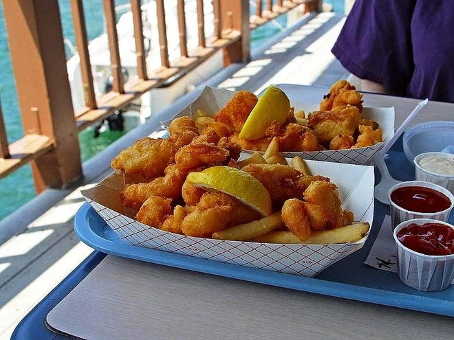 Fish frys on Friday during Lent is a time-honored tradition.