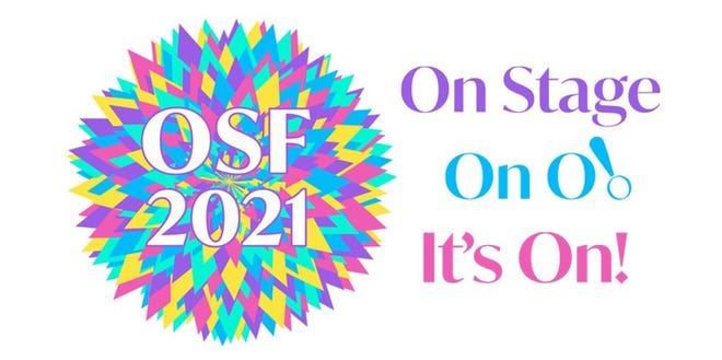 OSF announced its 2021 season on Wednesday.