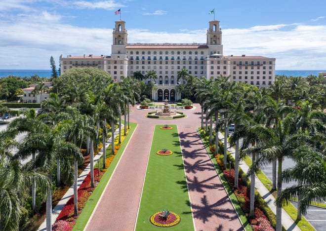 The Breakers will be hiring at recruitment events on March 23 and 30. GREG LOVETT/PALM BEACH DAILY NEWS