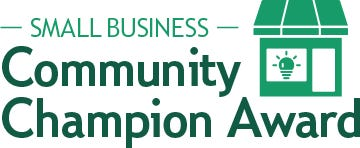 Citizens Bank has opened its annual Small Business Community Champion Award contest, aimed at recognizing the positive contributions small businesses make to their communities.