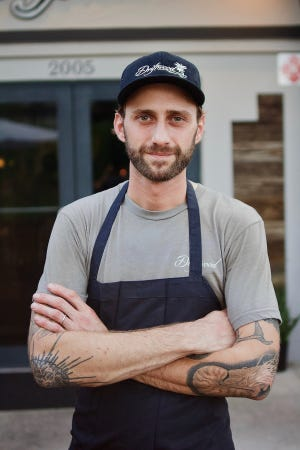 Chef Jimmy Everett, who brought Driftwood comfort-food restaurant to Boynton Beach in early 2017, will open a pasta concept called Sorella's at the upcoming Delray Beach Market food hall. PIPER JONES