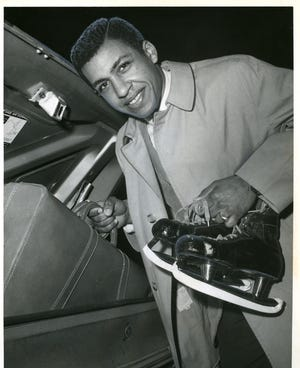 Alton White, who played three seasons with the Providence Reds from 1969 to 1972, was the second Black player to play in a major hockey league.