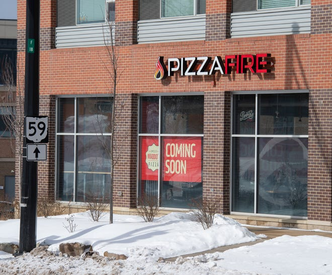 A new business, Uncle Maddio's, is planning to open in the former Pizza Fire location on South DePeyster Street in Kent.