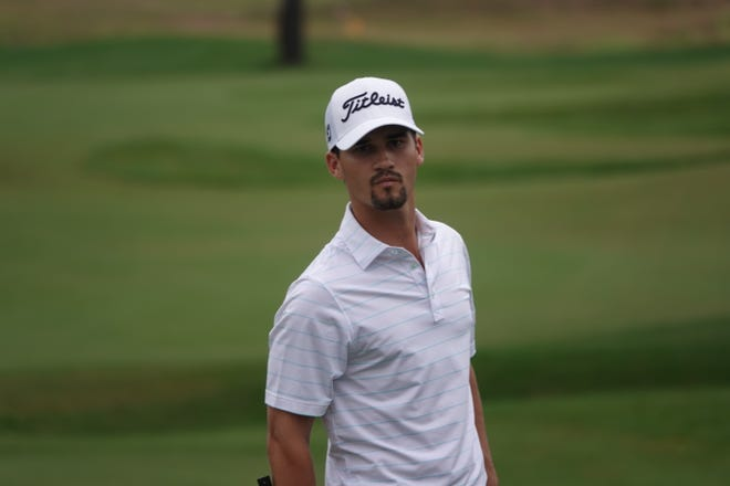 Bradenton Christian graduate Philip Knowles will be among the 144 players competing for the $100,000 first prize at the LECOM Suncoast Classic beginning today at the Lakewood National Golf Club. ASSOCIATED PRESS FILE PHOTO