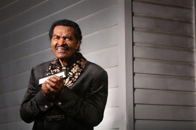 Grammy-winning Blues Hall of Famer Bobby Rush will headline the Bradenton Blues Festival on Dec. 4.