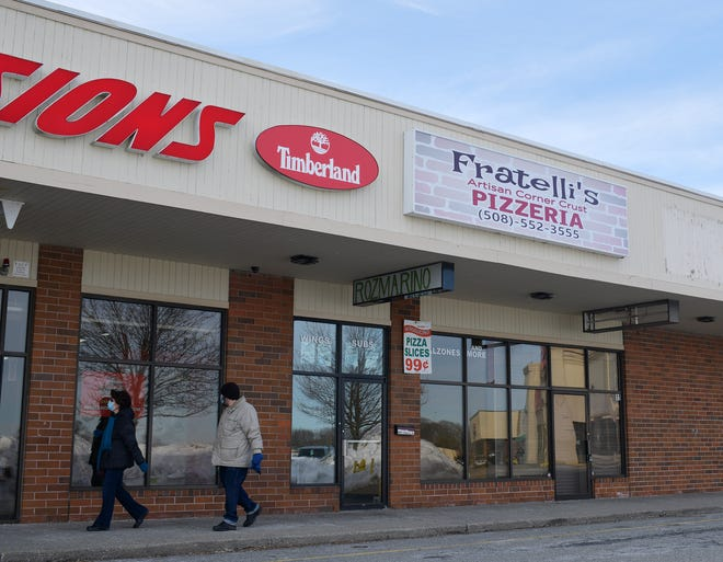 Fratelli's new location on Lincoln Street Wednesday.