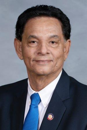 North Carolina state Rep. Charles Graham