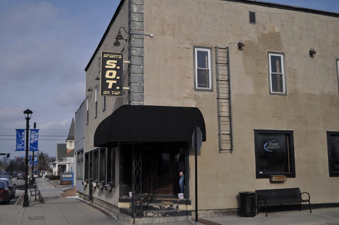 Sports On Tap, 4030 Main St. in Hilliard, is the subject of a hearing the city of Hilliard has requested with the Ohio Department of CommerceDivision of Liquor Control.