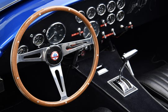 The only surviving 1966 Shelby Cobra Super Snake, tailored for the legendary race car driver Carroll Shelby, was the most powerful sports car he and his benefactor Henry
