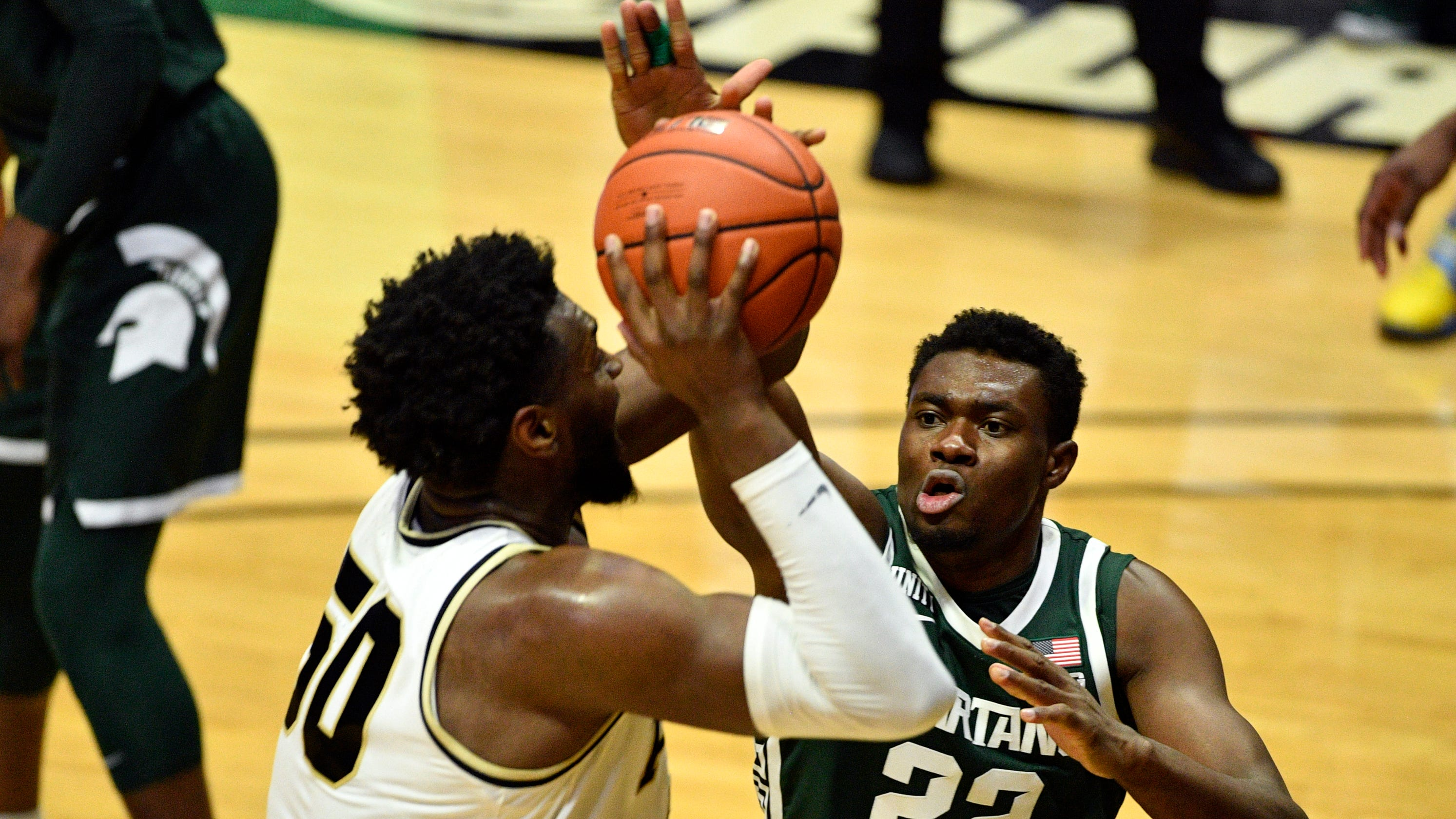 Michigan State basketball tumble continues in 75-65 loss to Purdue; NCAAs look like a dream - Detroit Free Press