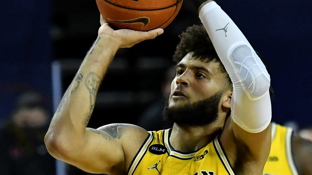 Here's how Isaiah Livers is 'reaching another level' for Michigan basketball 2