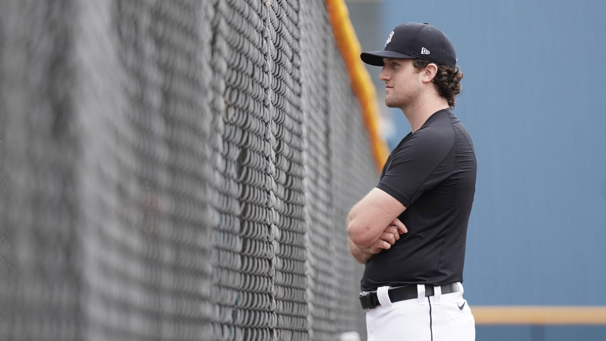 Hinch's message to Tigers' young guns: Forget prospect rankings and go compete 2