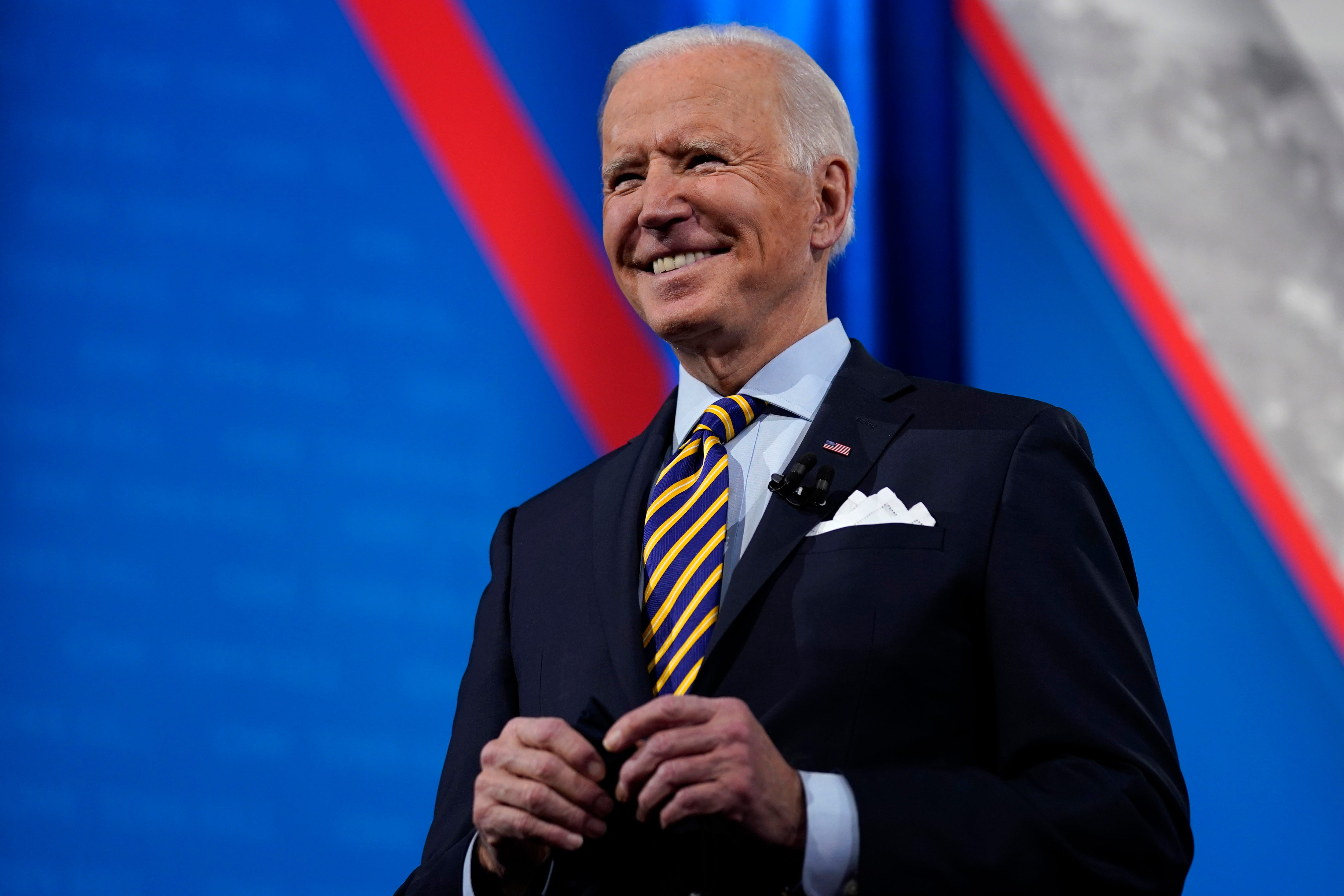 Biden reframes his goal on reopening of elementary schools 2