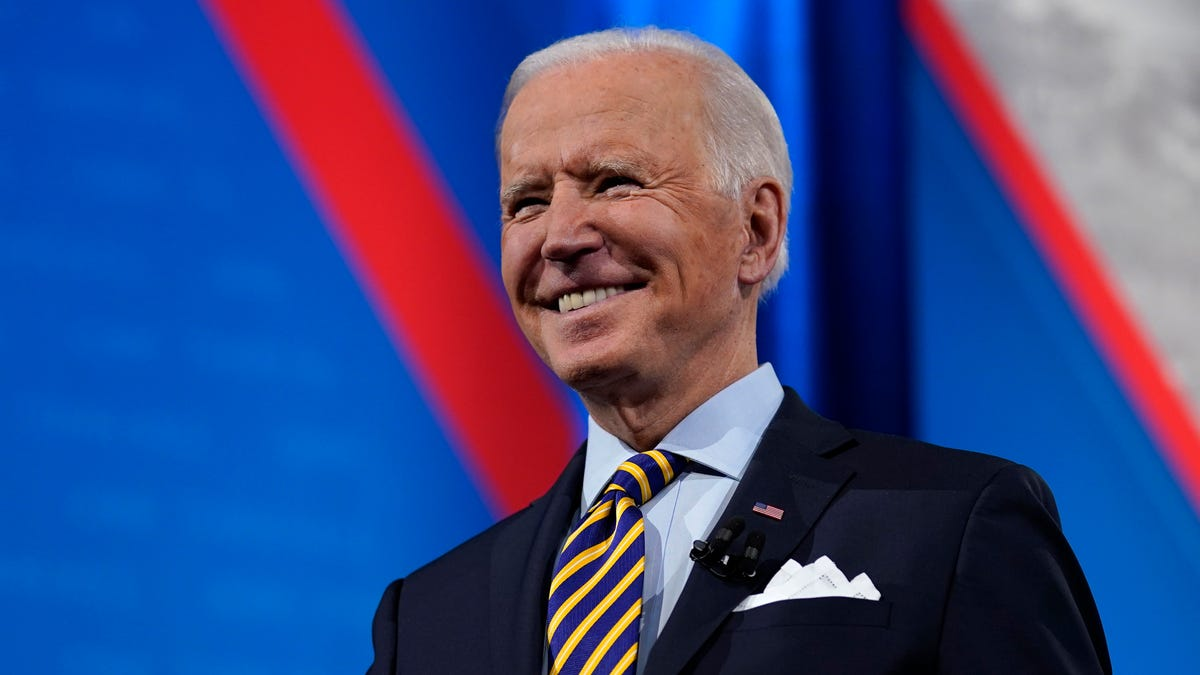 Biden reframes his goal on reopening of elementary schools 3