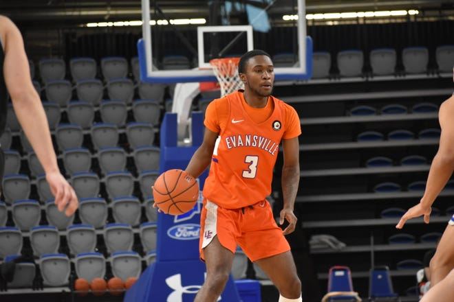 Jawaun Newton led the Aces with 18 points on Wednesday.