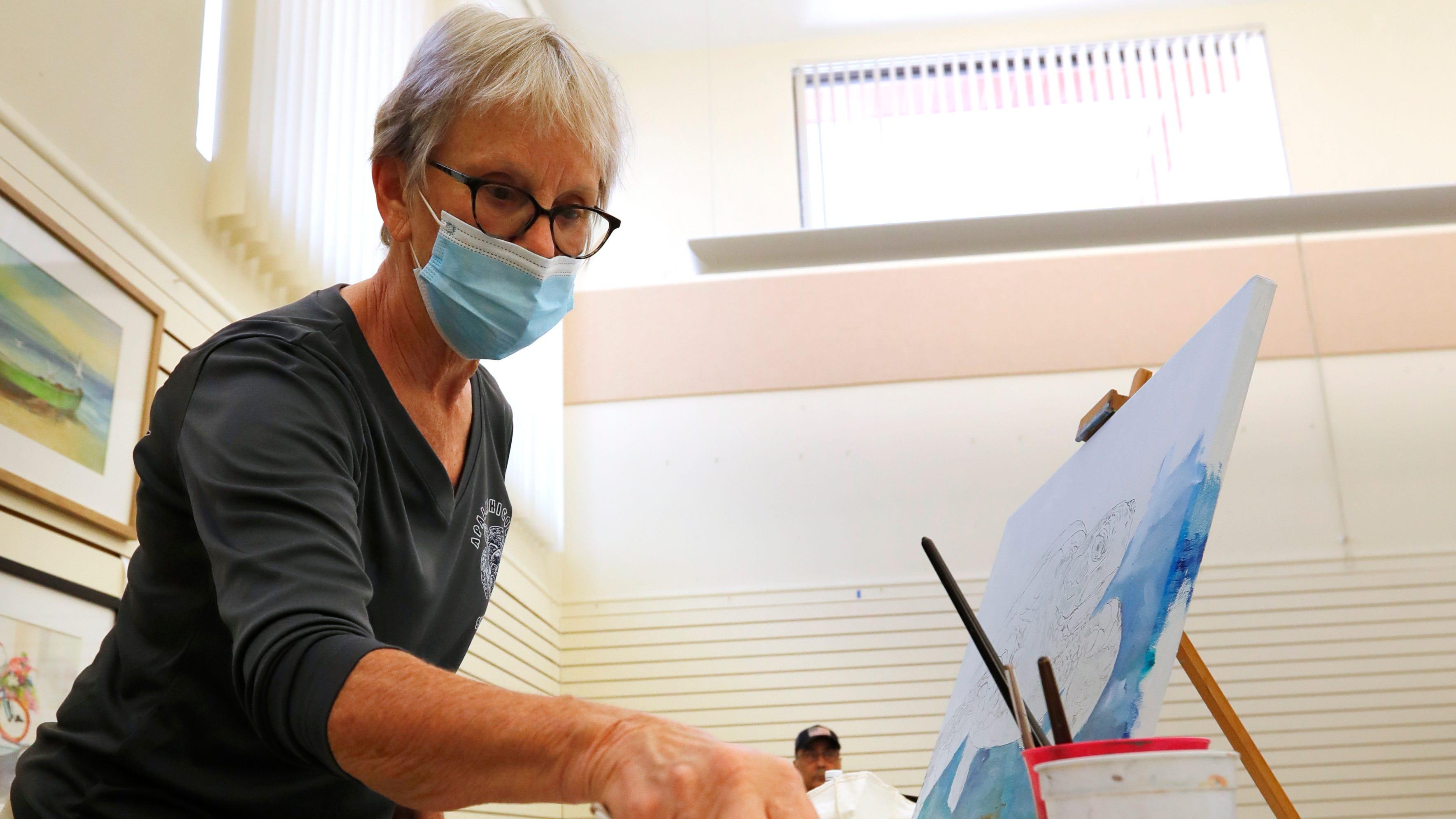Cape Coral Art League offers workshops, sessions, inspiration