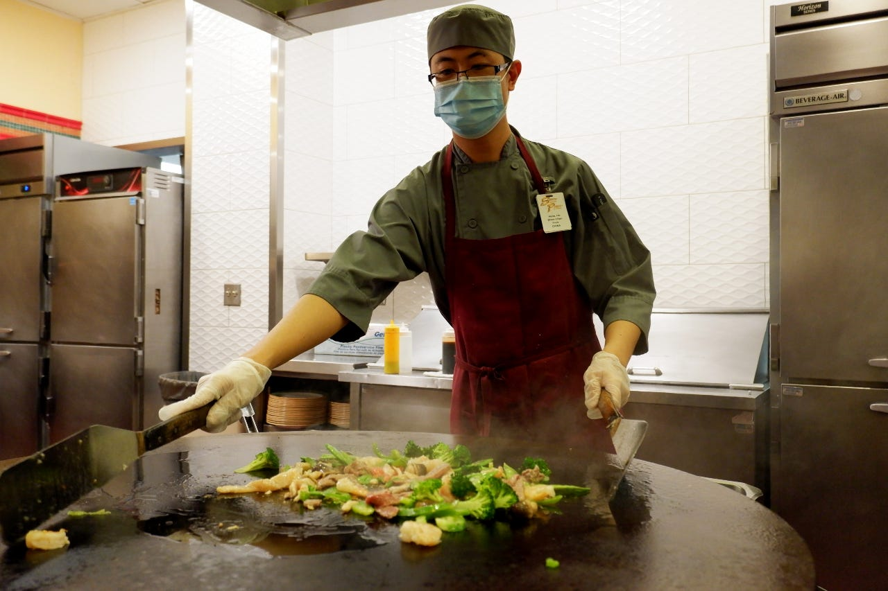 As Las Vegas Buffets Disappear Workers Are Wondering What S Next