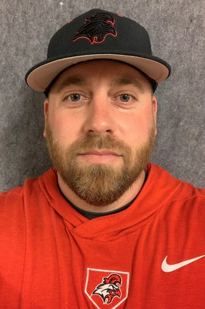 Kyle Jones was named Vineland High School's new baseball coach earlier this month.
