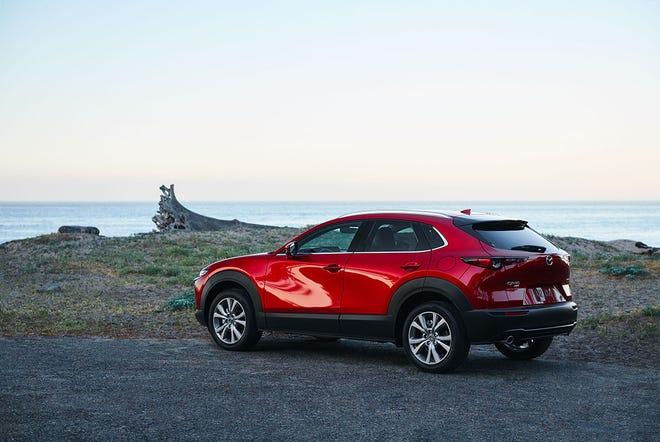 The 2021 Mazda CX-30