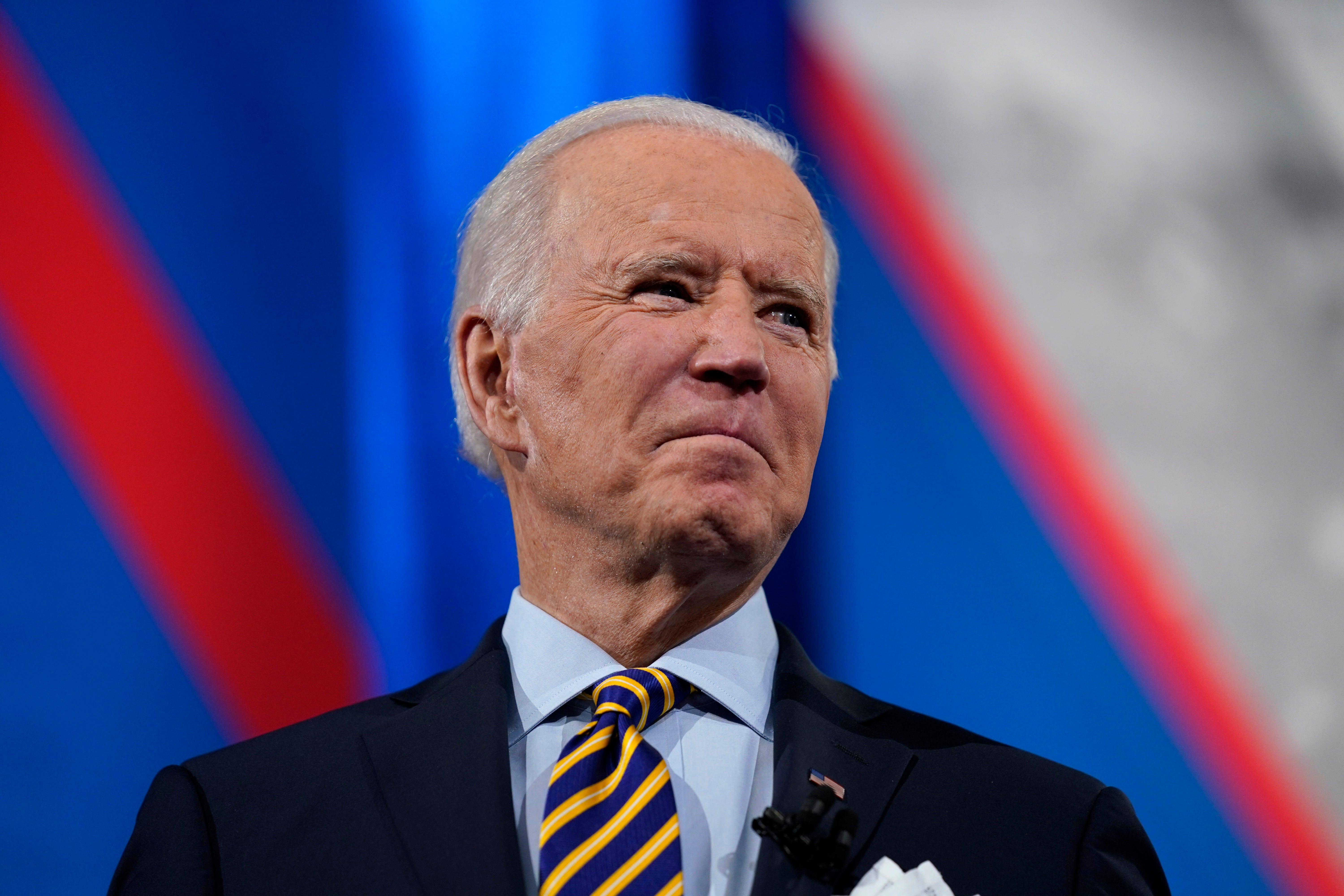 Five days a week : Biden recommits to his goal for reopening K-8 schools