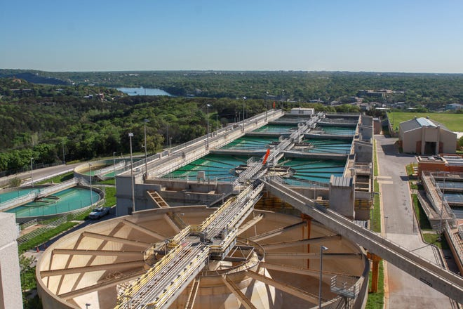 The Ullrich Water Treatment plant is Austin Water's largest treatment facility. Austin Water officials, when asked how they account during wastewatertreatment for funeral homes discharging medical waste down drains, said they were unaware local mortuaries used such methods.