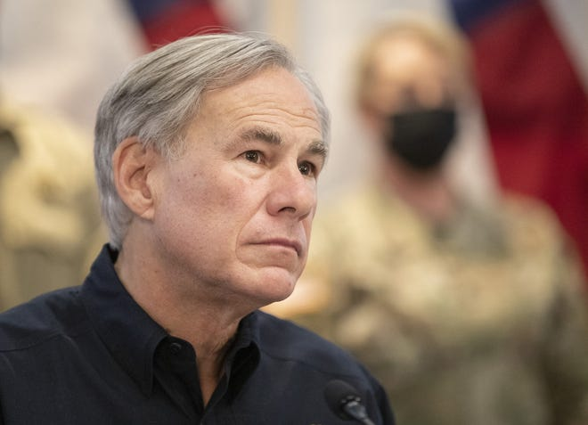 Texas Gov. Greg Abbott hasn't addressed Texas' energy needs, a reader writes. [Jay Janner/Austin American-Statesman via AP]