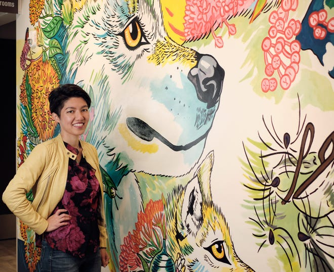 Jenie Gao is a full-time artist, creative director and entrepreneur. Based in Madison, Wisconsin, Gao will be the keynote speaker at the 2021 Business of Art Council, which will be held via Zoom on March 6.