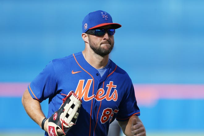 Tim Tebow retired from baseball after five years in the minor leagues with the Mets.